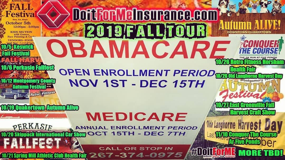 DoitForMeInsurance.com is Going on TOUR This Fall!